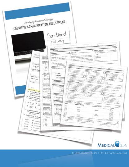 cognitive communication evaluation