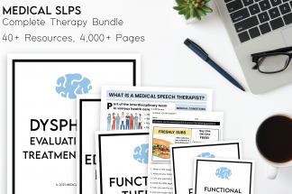 medical therapy bundle