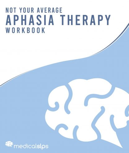 Aphasia Workbook